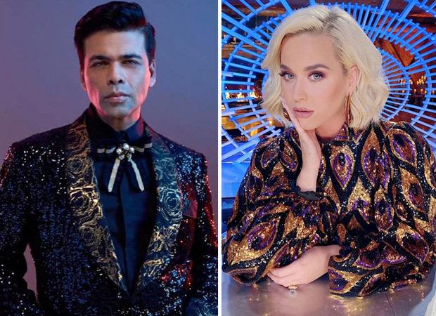 Karan Johar to host a party for Katy Perry