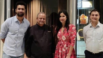 Katrina Kaif and Vicky Kaushal spark dating rumours again after being snapped together at a dinner