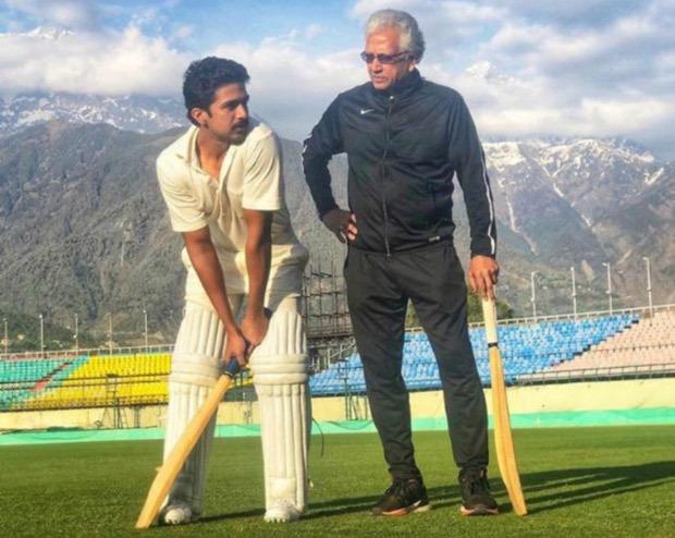 """Mohinder Amarnath was my dad's favorite cricketer"" - says Saqib Saleem"