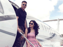 Mouni Roy recalls how she couldn't smile at Akshay Kumar during Gold shoot