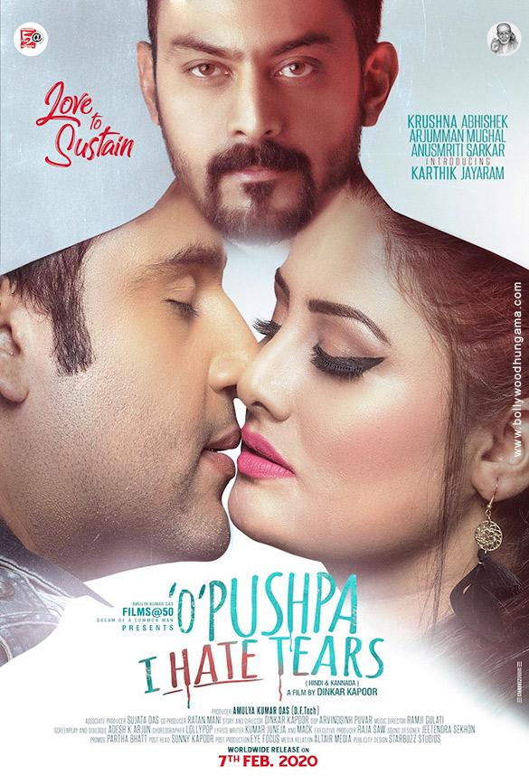 'O' Pushpa I Hate Tears