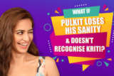 "One thing that Akshay Kumar has & John Abraham doesn't is…"" Kriti's Rapid Fire Pagalpanti Pulkit"