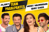 PAGALPANTI UNLIMITED John, Anil, Kriti, Urvashi & Pulkit's SENSATIONAL & HILARIOUS Battle Quiz