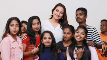 PICTURES Sonakshi Sinha proves she has a heart of gold as she celebrates Children's Day with kids!