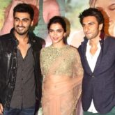 Panipat actor Arjun Kapoor calls himself Deepika Padukone's 'souten' while talking about Ranveer Singh