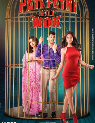 First Look Of The Movie Pati Patni Aur Woh