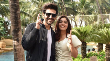 Pati Patni Aur Woh: Kartik Aaryan and Bhumi Pednekar say they didn't want to hurt any sentiments with the marital rape dialogue