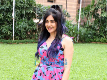 Photos: Adah Sharma, Gulshan Devaiah and Angira Dhar snapped during Commando 3 promotions