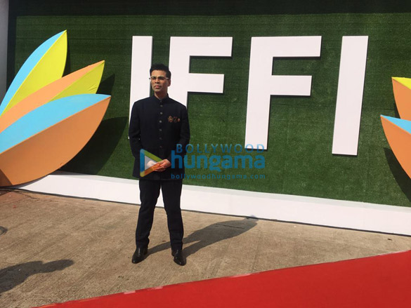 Photos Amitabh Bachchan, Rajinikanth, Karan Johar and others snapped at the opening ceremony of IFFI 2019 (2)