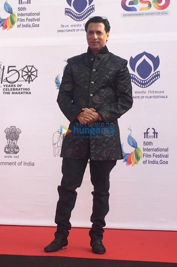 Photos Amitabh Bachchan, Rajinikanth, Karan Johar and others snapped at the opening ceremony of IFFI 2019 (6)