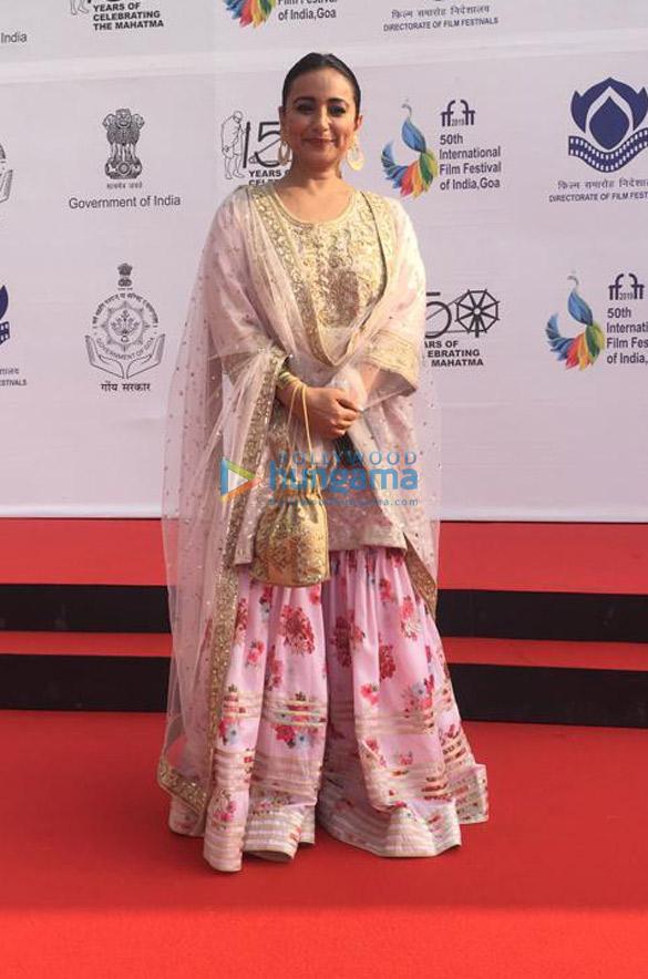 Photos Amitabh Bachchan, Rajinikanth, Karan Johar and others snapped at the opening ceremony of IFFI 2019 (8)