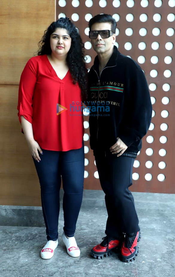 Photos Anshula Kapoor founder of Fan Kind Official announces the fifth campaign with Karan Johar (3)