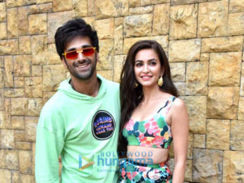 Photos: Cast of Pagalpanti promote the film