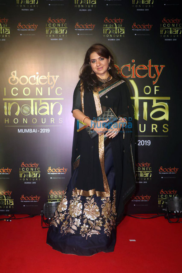 Photos Celebs grace the Society Iconic Indian Honours Awards 20192 (5)
