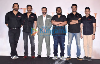 Photos: Celebs grace the trailer launch of the film Tanhaji - The Unsung Warrior