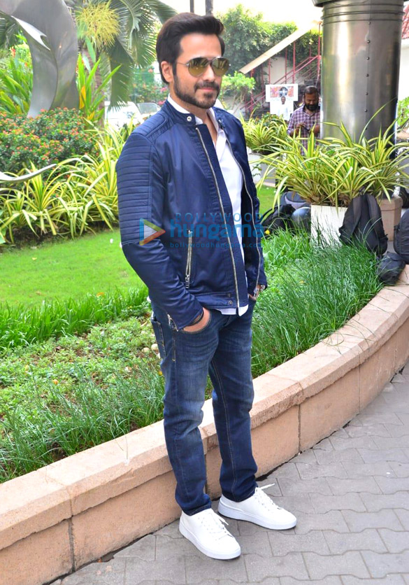 Photos: Emraan Hashmi snapped promoting his film The Body ...