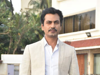 Photos: Nawazuddin Siddiqui snapped during Motichoor Chaknachoor promotions
