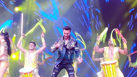 Photos Salman Khan, Sonakshi Sinha and others perform during Da-Bangg The Tour, Hyderabad (9)