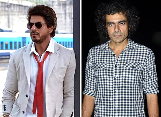 """REVEALED: """"Shah Rukh Khan was so NERVOUS that he didn't approach the girl"""" – Imtiaz Ali"""