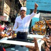 Photos: Ranbir Kapoor seek blessings on the 550th anniversary of Guru Nanak Dev
