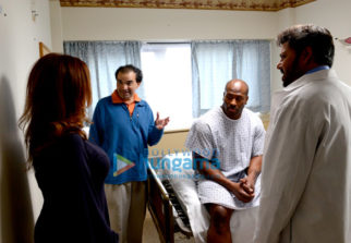 On The Sets Of The Movie Remember Amnesia