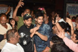 Riteish Deshmukh & Sidharth Malhotra spotted at Gaiety Galaxy promoting Marjaavaan