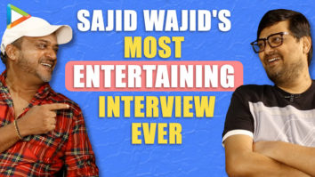 SMASHING - Sajid Wajid's Full Interview on Dabangg 3 AMUSING Salman Khan Quiz