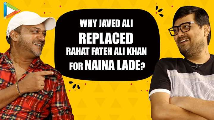 Sajid Wajid on Why Javed Ali REPLACED Rahat Fateh Ali Khan for Naina Lade! Dabangg 3