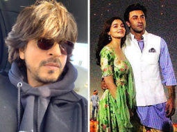 Shah Rukh Khan begins the shoot for Ranbir Kapoor and Alia Bhatt starrer Brahmastra