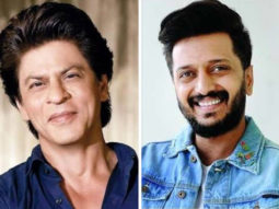 Shah Rukh Khan helped team Marjaavaan with certain VFX shots for Riteish Deshmukh's role as a dwarf!
