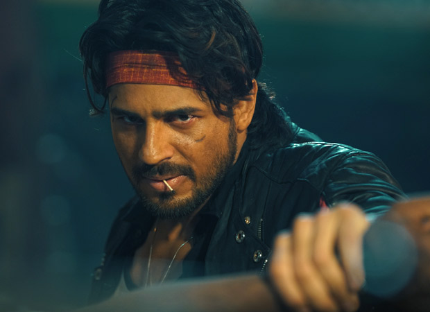 Sidharth Malhotra braves fire for Marjaavaan