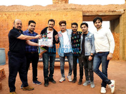 On The Sets Of The Movie Vellapanti