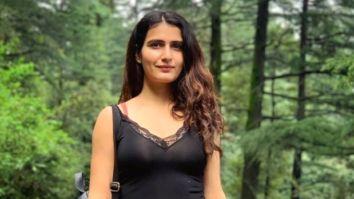 Watch Fatima Sana Shaikh can stop singing Kangana Ranaut's praise and here's why