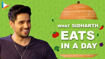 What I Eat In A Day With Sidharth Malhotra | Secret Of His Amazing Fitness | Bollywood Hungama