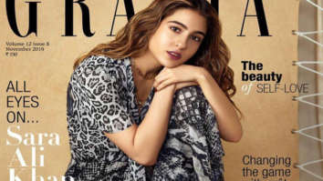 Sara Ali Khan is looking drop-dead gorgeous on the cover of a leading magazine