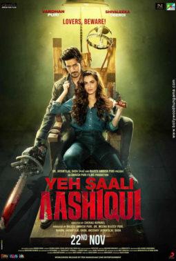 First Look Of Yeh Saali Aashiqui