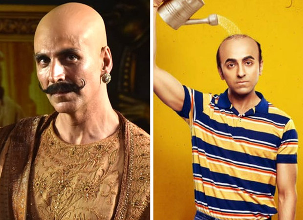 Real Bala, Akshay Kumar is super impressed with Ayushmann Khurrana, passes the crown