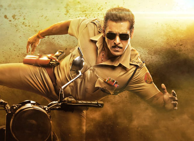 Dabangg 3:Catch the Behind the scenes action went into the making of Salman Khan's Hud Hud song