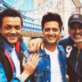 Watch: Akshay Kumar, Riteish Deshmukh and team Housefull 4 groove to Panipat's Mann Mein Shiva