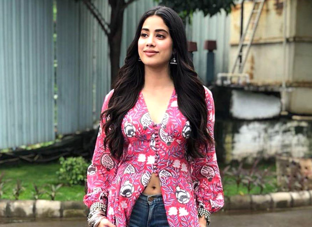 Watch: Janhvi Kapoor refuses to be filmed as she helps out an underprivileged kid