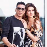 It's official! Kriti Sanon joins Akshay Kumar for Bachchan Pandey