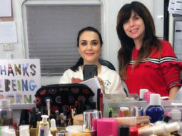 Preity Zinta begins shooting for THIS ongoing American sitcom