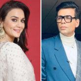 16 years of Kal Ho Naa Ho: Karan Johar, Preity Zinta pen emotional posts