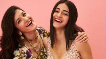 Ananya Panday pens the sweetest birthday wish for her 'papaya' Shanaya Kapoor