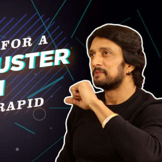 """India's BIGGEST Superstar is…""Kichcha Sudeep's SUPERB Rapid Fire 'Salman – STRENGTH' Bigg Boss"