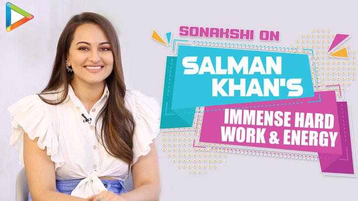 """Salman Khan has NO COMPETITION other than…"" Sonakshi Sinha Dabangg 3 Yun Karke"