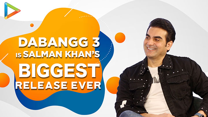 """Salman Khan has always worked VERY HARD, You don't…"" Arbaaz Khan Dabangg 3"