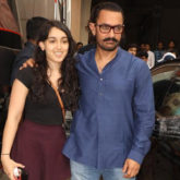 Aamir Khan flies to Bangalore amidst shooting for Laal Singh Chaddha for Ira Khan's play