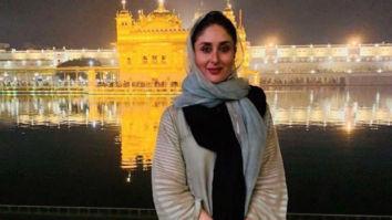Ahead of Laal Singh Chaddha's shoot, Kareena Kapoor Khan visits the Golden Temple to seek blessings