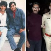 Ajay Devgn felt nostalgic working with Akshay Kumar in Sooryavanshi